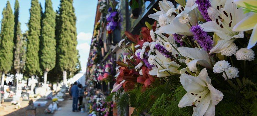 Diputación ayuda a 9  poblaciones de la comarca a arreglar sus cementerios