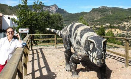 Los dinosaurios vuelven a estar sobre el suelo de Bejís