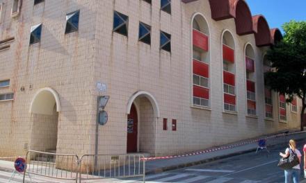 PP Segorbe reclama la idea de la reparación del techo del polideportivo