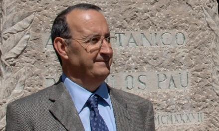 José Mª de Jaime ingresa como académico en la Academia de Farmacia Reino de Aragón
