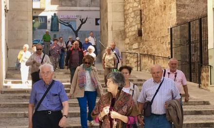 Segorbe vuelve a ser punto de destino de los viajes Castellón Senior