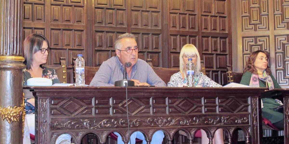 150 trabajadores municipales estrenan convenio laboral en Segorbe