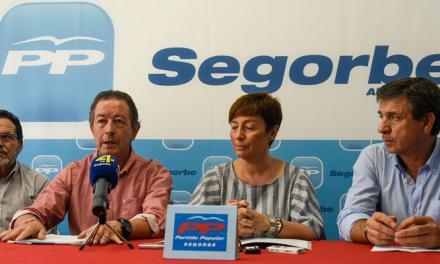 PP Segorbe defiende su gestión y el trabajo de los técnicos municipales