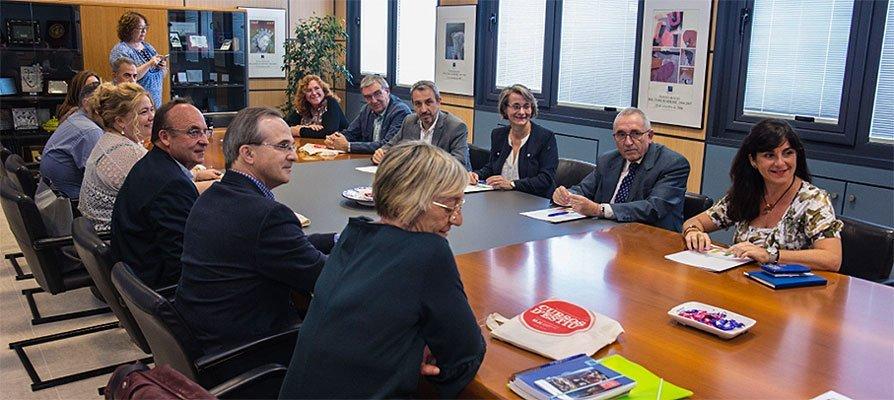 La UJI renueva el acuerdo de apertura de una sede en Segorbe