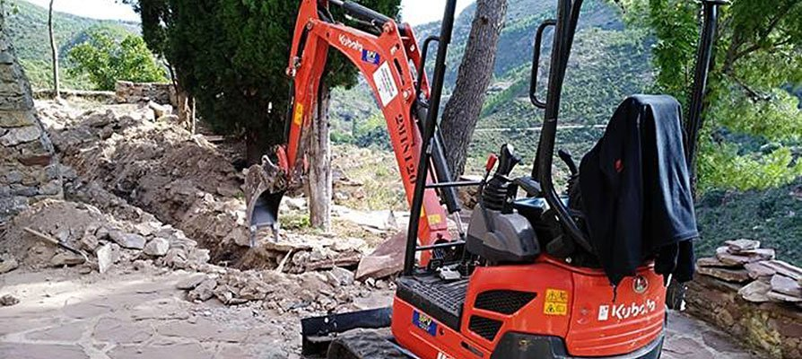 Bejís invierte 300.000 euros en obras