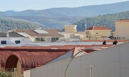 Invierten 320.000 € en renovar el techo del polideportivo de Segorbe