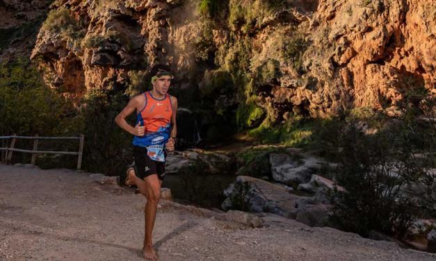Samuel Palomera gana el podio del Trail Rascaña