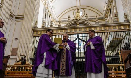 Colocan una nueva imagen en la Catedral de Segorbe