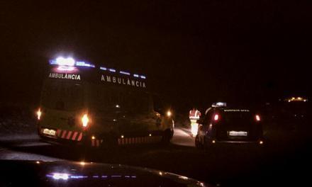 Las personas perdidas en El Toro fueron rescatadas anoche