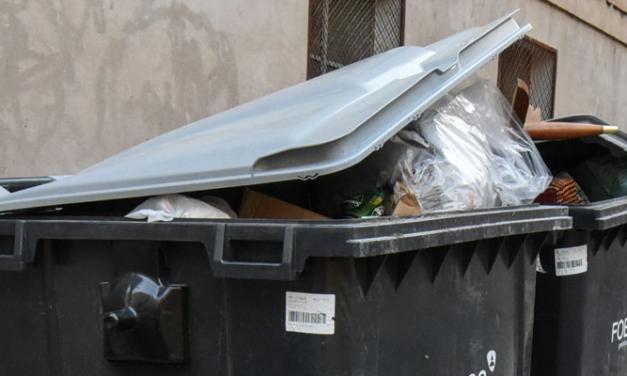 El PSOE aprueba una nueva subida de precio en el recibo de  basuras