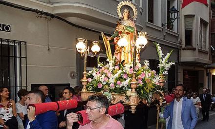 Altura concluye mañana los actos de Santa Cecilia