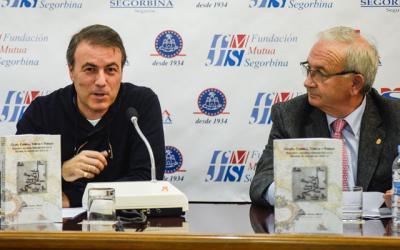 El ICAP y la Mutua editan un libro de Joaquín Aparicio