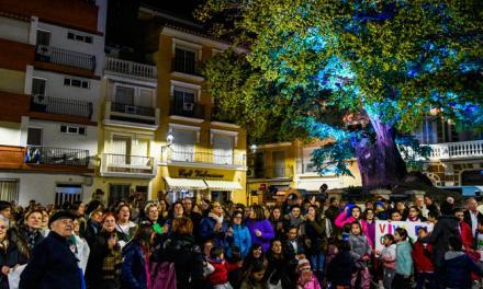 Navajas festeja el triunfo de su centenario Olmo