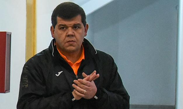 Sergio Calduch elegido entrenador juvenil sub-19 autonómico