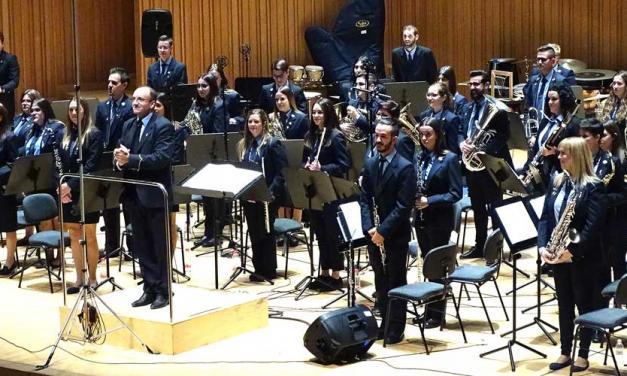 La Banda de Geldo gana el segundo puesto en el Certamen Autonómico