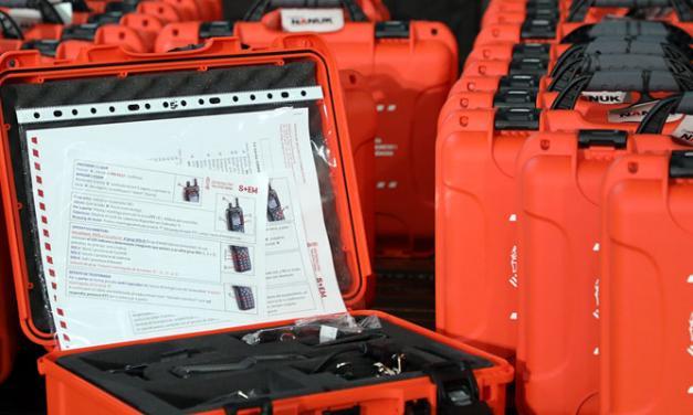 3 municipios de la comarca consiguen equipos de radio para emergencias