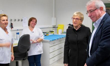 Sanidad descarta el mamográfo y remodela dos salas del Centro de Especialidades