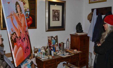 Bolumar inaugura en Castellón la séptima exposición  Regala Arte