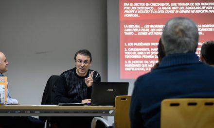 Joaquín Aparicí desvela la importancia del sector textil en el Segorbe medieval
