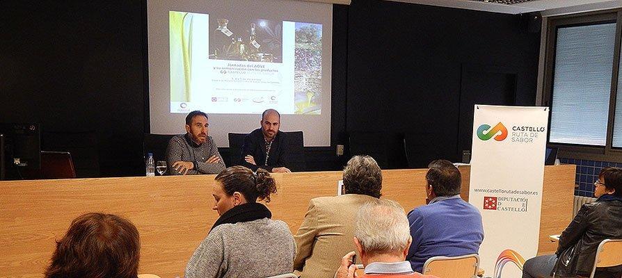 El alturano Miguel Abad habla de las cualidades del aceite de oliva