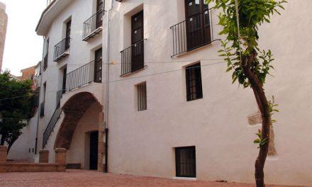 El palacio San Antón sede del servicio itinerante de atención a la violencia