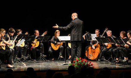 Tres orquestas de plectro para un concierto de lujo en Segorbe