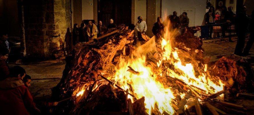Endurecen las normas para el encendido de hogueras de San Santón
