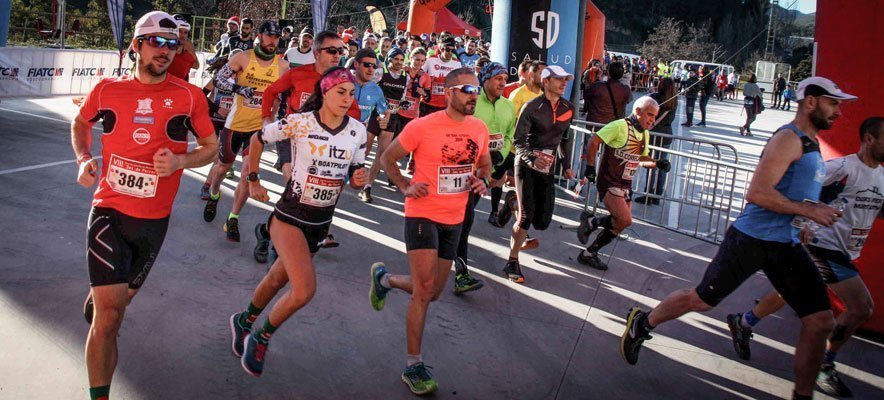 Casi 400 corredores en la San Silvestre de Sot de Ferrer