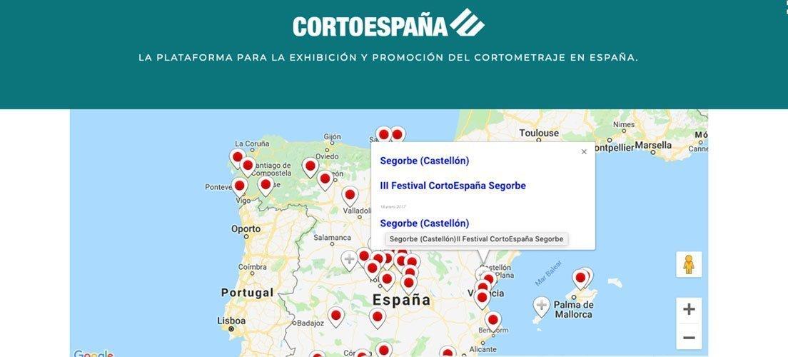 Manos Unidas y Cruz Roja presentes en CortoEspaña
