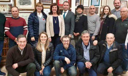 Colomina reelegida unánimemente como presidenta de la FSMCV