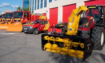 El Consorcio de Bomberos incrementa su flota de vehículos