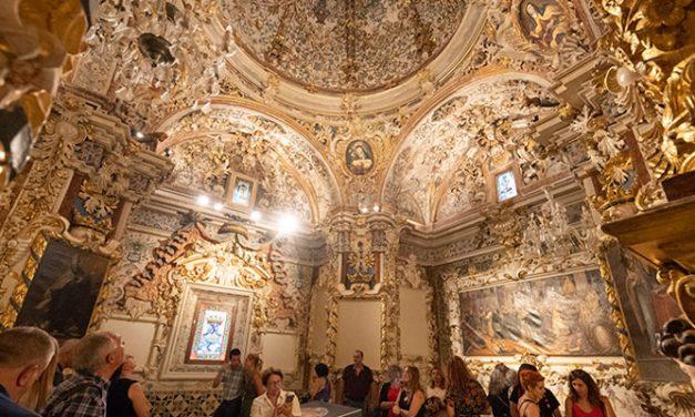 La Llum de la Memòria de Jérica y Caudiel triplica las visitas de anteriores ediciones