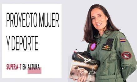 Patricia Campos presentará en Altura su proyecto Supera-T