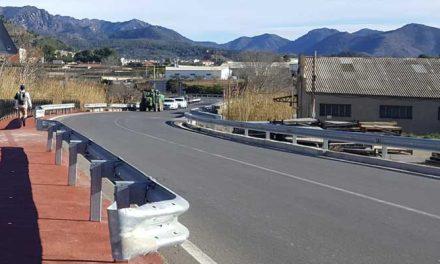 Colocaran una pasarela para salvar el río en la senda peatonal Segorbe-Carrica