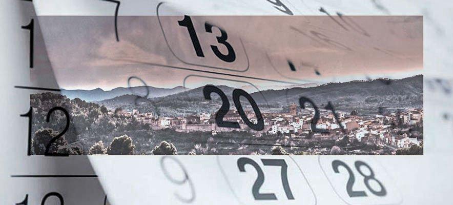 El Ayuntamiento de Segorbe edita y reparte gratis un calendario con fotos