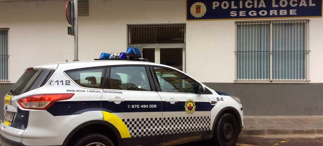 Una mujer inconsciente es rescatada de su casa por la policía de Segorbe
