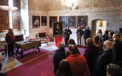 Pro-Fundación Seo de Segorbe dona un cuadro para la galería de obispos