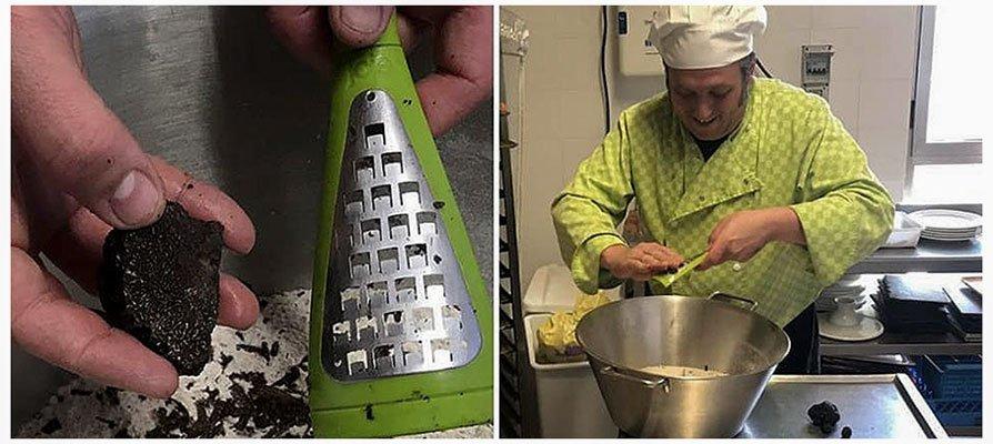 Randurias prepara un menú y un programa de actividades sobre la trufa
