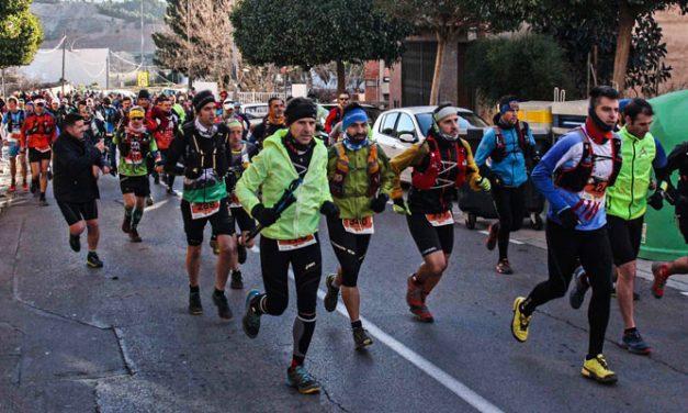 Sebastián Sánchez ganó ayer el Maratón Espadán
