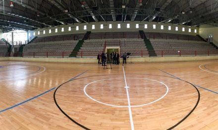 Reapertura al publico del Polideportivo de Segorbe