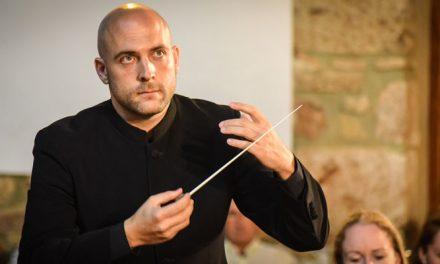 Pablo Marqués gana un premio de Bankia  al Mejor Director de Orquesta