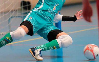 Jugadores del CDFS van a por todas en el Campeonato de España