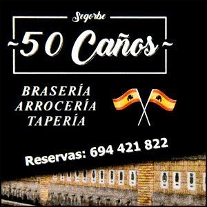 RESTAURANTE 50 CAÑOS