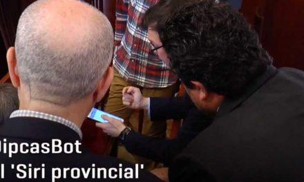 El Siri provincial se llama DipcasBot
