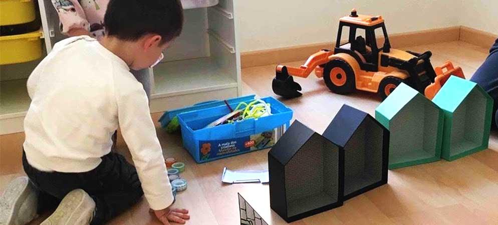 Diputación abre guarderías gratuitas en los pueblos pequeños