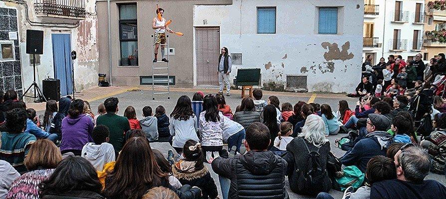 Almedíjar usa el arte como reclamo de dinamización rural