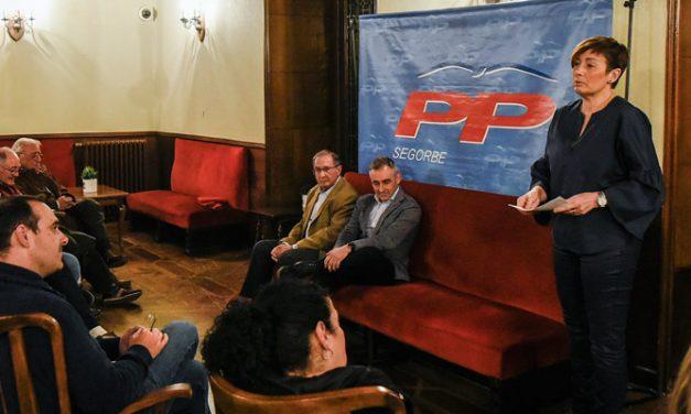 PP Segorbe elige a Marí Carmen Climent como cabeza de lista