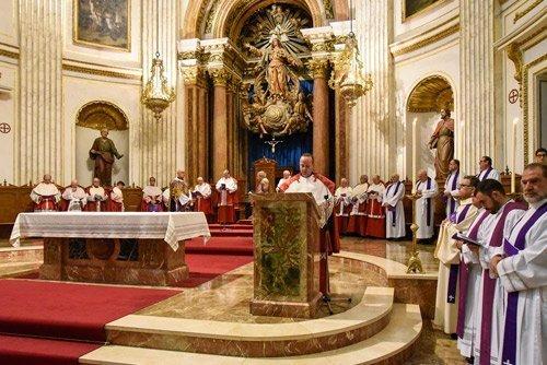 Federico Caudé toma posesión como Deán de la Catedral de Segorbe