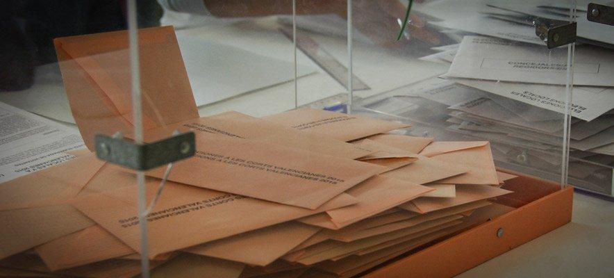 Correos abre el plazo para tramitar el voto por correo
