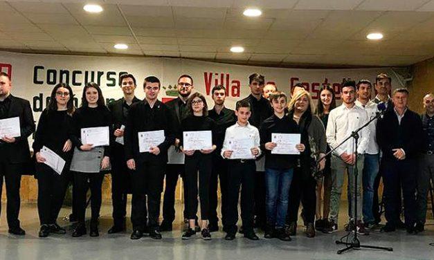 Castellnovo concluye el Concurso de Jóvenes Interpretes